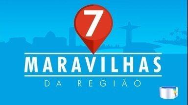 Participe da enquete e escolha uma das 7 Maravilhas da Região - Escolha entre os 15 lugares pré-selecionados.