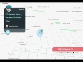 Veja como usar o aplicativo Waze - Ferramenta é a nova forma de interatividade com o SPTV.