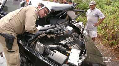 Fim de semana foi marcados por acidentes violentos na BR-316 no Maranhão - Uma sequência de acidentes que começou no feriado de quinta-feira (28), vitimou seis pessoas na rodovia federal.