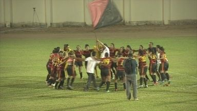 Porto Club vence campeonato estadual feminino de futebol - Jogo foi no domingo (31).