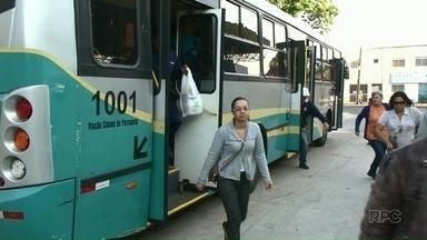 Vereadores questionam aumento na tarifa da passagem de ônibus em Paranavaí - A passagem, que custava R$ 2,95, aumentou para R$ 3,30 pra quem usa o cartão, e para R$ 3,40 para o pagamento em dinheiro.