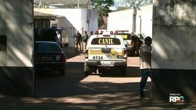 Situação da cadeia de Cianorte preocupa moradores vizinhos e conselho comunitário - Nos últimos 15 dias, dez presos escaparam da carceragem, que está superlotada.