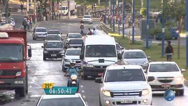 Veja imagens do trânsito nas avenidas Vasco da Gama e Paralela - Confira no Radar do JM.