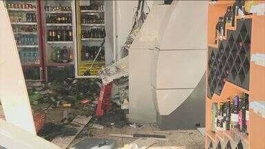 Polícia Civil prende suspeitos de assaltos a caixas eletrônicos em cidades da região - Suspeitos de caso que aconteceu na última semana em Valinhos (SP) e de outras situações foram detidos. Ao todo, foram cumpridos 10 mandados de prisão.
