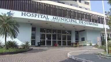 Justiça determina que Hospital de Cubatão seja administrado pelo Estado - Ministério Público entrou com duas ações contra o município por causa da situação da saúde. O hospital não tem atendido os pacientes como deveria.
