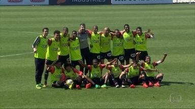 Galo conta com dupla afinada de artilheiros para vencer o São Paulo - Equipes se enfrentam no Morumbi; Atlético-MG terá Robinho e Fred mais uma vez juntos