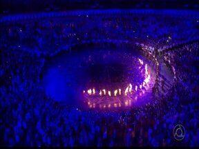 Torcedor paraibano vive expectativa para a Olimpíada - Tá chegando a hora... Na véspera da solenidade de abertura da Rio 2016, paraibano mostra que vai acompanhar de perto a Olimpíada