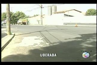 Avenida Alexandre Barbosa, em Uberaba, terá trecho interditado - Obras no local começam nesta quinta-feira (4). Motoristas devem ficar atentos aos desvios na região.