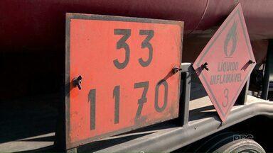 Depois de acidente trágico na BR-277, aumenta discussão sobre tráfego de cargas perigosas - Limite de velocidade e horários de trânsito de caminhões também preocupam.