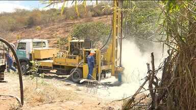 Fiscalização para perfuração de poços vai aumentar em Campina Grande - É que muita gente estava perfurando poços de forma irregular.