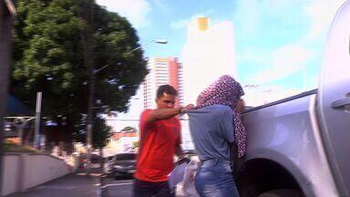 Suspeita de chefiar esquema de tráfico no Ceará e Piauí é presa - Polícia investigava a mulher há mais de seis meses.