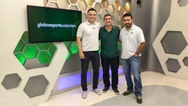 Boletim Olimpico #5: Clima sobre o dia de estreia do futebol olimpico em Manaus - Boletim transmite o que está acontecendo no dia em que seleções estreiam em Manaus no Torneio Olimpico de Futebol.