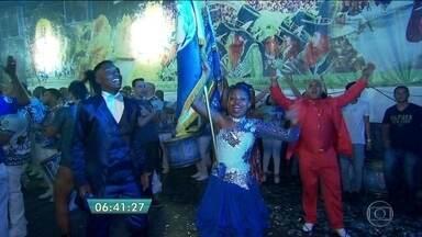 Acadêmicos do Tatuapé escolhe o samba-enredo para o Carnaval - A Acadêmicos do Tatuapé, vice-campeã do Carnaval deste ano, irá homenagear o Zimbábue na avenida.