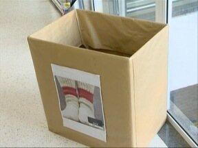 População ainda pode colaborar com a 'Campanha do Agasalho' - Doações continuam nesta semana nos postos de coleta.