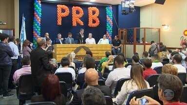 PRB decide em convenção não lançar candidatura própria em BH - Legenda vai apoiar o pré-candidato à prefeitura pelo PSDB, João Leite.