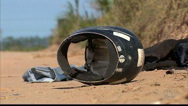 Três homens foram presos suspeitos de matar policial em Pedras de Fogo - Sargento foi morto quando estava a caminho do trabalho e a suspeita é de que tenha sido um latrocínio.