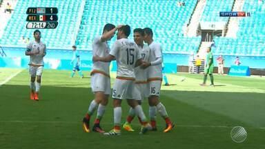 Futebol das Olimpíadas em Salvador; México goleia Fiji: veja as notícias do esporte no JM - Confira as notícias do esporte no JM.