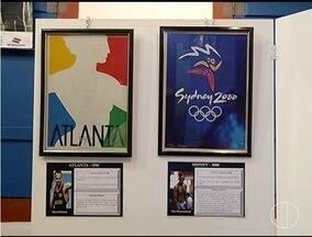 Exposição sobre a história das Olimpíadas é realizada em Montes Claros - Ao todo já são 28 edições.