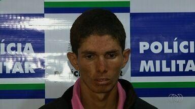 Vaqueiro confessa em vídeo ter matado bebês gêmeos: 'Foi fúria' - Ele disse que não queria ferir as crianças, somente a mãe deles, sua ex. Antônio Matos foi preso na zona rural de São Miguel do Araguaia, GO.