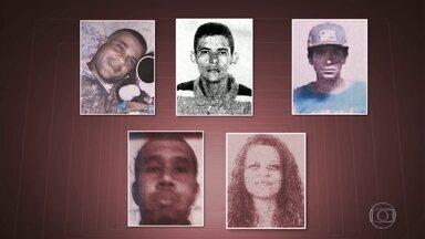 Justiça determina prisão de cinco suspeitos de matar dentista após pichação em SP - Segundo a polícia, os suspeitos faziam pichações no bairro de Pirituba, na Zona Norte, e participaram do crime.