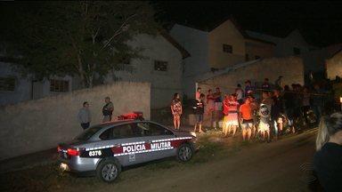 Adolescente de 17 anos é assassinado a tiros em Campina Grande - Paulo Ricardo Pereira da Silva foi morto quando caminhava perto de sua casa.Crime aconteceu na Zona Rural da cidade.