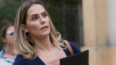 Malhação – Pro Dia Nascer Feliz: Miniepisódio 5 – 'Tania' - Mãe solteira de dois - Luiza e Fabio -, ela é uma mulher batalhadora e que faz de tudo pelo bem-estar da família