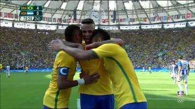 Confira o resumo do dia dos brasileiros na Rio 2016 - Confira o resumo do dia dos brasileiros na Rio 2016