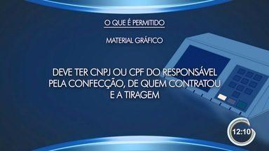 Início da campanha eleitoral movimenta gráficas de Taubaté - Encomendas de 'santinhos' aumentaram 25% nesse período.