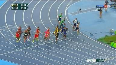 Atletismo maranhense participa na Olimpíada Rio 2016 - O atletismo maranhense nos jogos Rio 2016: nessa sexta-feira (19), tivemos uma representante na equipe brasileira do revezamento 4x400 feminino. A prova foi eliminatória e valia uma vaga na disputa por medalhas, mas o Brasil ficou em último lugar e apenas uma maranhense participou da corrida.
