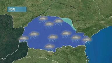 Sábado chuvoso em todo Paraná - Amanhã, o destaque é o frio.