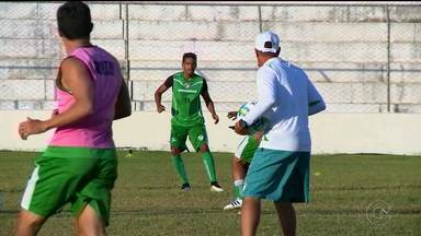 Time do Salgueiro busca recuperação contra o Cuiabá - As equipes se enfrentam neste domingo, pela Série C.