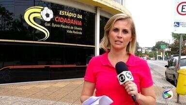 Voltaço se prepara para jogo decisivo pela Série D - Adversário será o Anápolis, pelo jogo de volta das oitavas de final.