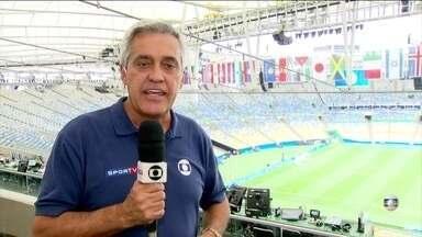 Em busca do ouro inédito, Brasil e Alemanha se enfrentam na final do futebol da Rio 2016 - Em busca do ouro inédito, Brasil e Alemanha se enfrentam na final do futebol da Rio 2016