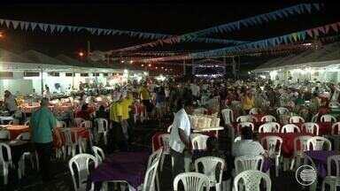 Festival Nacional de Folguedos reúne música, gastronomia e cultura - Festival Nacional de Folguedos reúne música, gastronomia e cultura