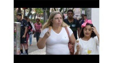 Variação térmica facilita surgimento de doenças em Petrópolis, no RJ - População comenta