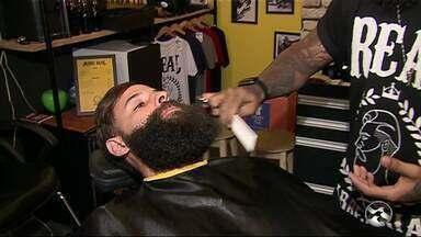 Uso da barba tem se tornado tendência no mundo da moda masculina - Saiba quais cuidados específicos os homens devem ter com a barba.