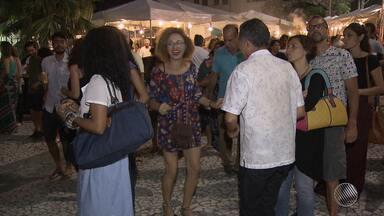 Praça Castro Alves tem programação durante 30 horas ininterruptas na Feira da Cidade - Música, gastronomia, moda e cultura estão reunidos em um só lugar.