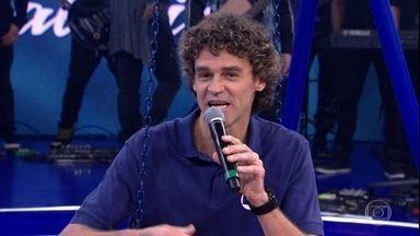 Guga faz balanço da participação brasileira na Olimpíada - Comentarista elogia Isaquias Queiroz