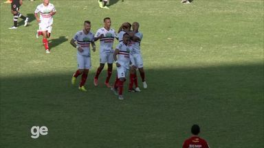 Os gols de River-PI 2 x 2 Botafogo-PB pela Série C do Brasileiro - Os gols de River-PI 2 x 2 Botafogo-PB pela Série C do Brasileiro