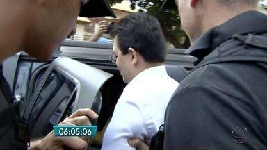 TJ-MS retira segredo de justiça do processo de Olarte, esposa e outras três pessoas - Eles foram denunciados pelo Ministério Público de Mato Grosso do Sul (MP-MS) por lavagem de dinheiro, com a compra de imóveis.