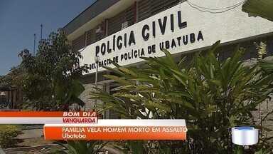 Idoso de 66 anos é morto a tiros em tentativa de assalto em Ubatuba - Dois criminosos armados invadiram a casa em busca de dinheiro.