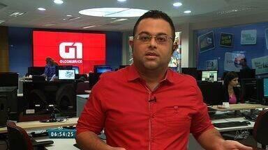 Confira os destaques do G1 com Gioras Xerez - Comece o dia sempre bem informado.