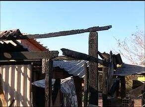 Dois incêndios a residência são registrados em Araguaína - Dois incêndios a residência são registrados em Araguaína