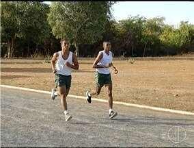 Atletas das forças armadas se destacam em competições - Eles levam o nome de Montes Claros a nível nacional.