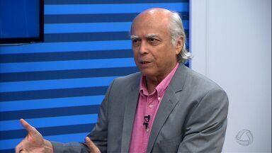 Alfredo Menezes comenta possível participação de MT na Expocruz - Alfredo Menezes comenta possível participação de MT na Expocruz.