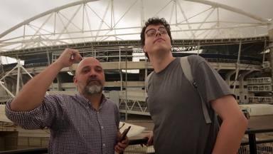 Série: O Espírito Olímpico fala sobre os recordes de Usain Bolt - O especialista em esportes olímpicos Guilherme Costa relaciona os pontos turísticos da cidade aos Jogos do Rio 2016