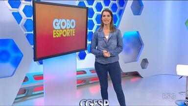 Veja a edição na íntegra do Globo Esporte Paraná de terça-feira, 30/08/2016 - Veja a edição na íntegra do Globo Esporte Paraná de terça-feira, 30/08/2016