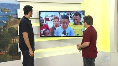 'Fala, Castellucci': telespectadores fazem perguntas sobre o Vitória - Para participar, envie uma pergunta em vídeo para o email globoesporte@redebahia.com.br.