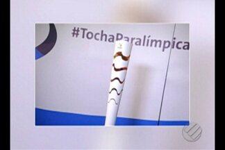 Belém receberá a Tocha Paralímpica na sexta-feira - Belém receberá a Tocha Paralímpica na sexta-feira