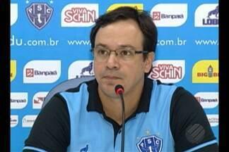 Paysandu perde por 3 a 0 para o Tupi na Curuzu - Paysandu perde por 3 a 0 para o Tupi na Curuzu